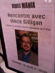 interview - [Rencontre] Vince Gilligan, créateur de Breaking Bad