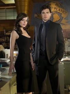 Smallville - Les personnages de séries TV qui me manquent clarkkentandloislane