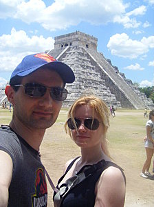 - Mexique - Yucatan dscf3001