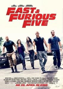 - [Critique] Fast 5 (2011) fast5
