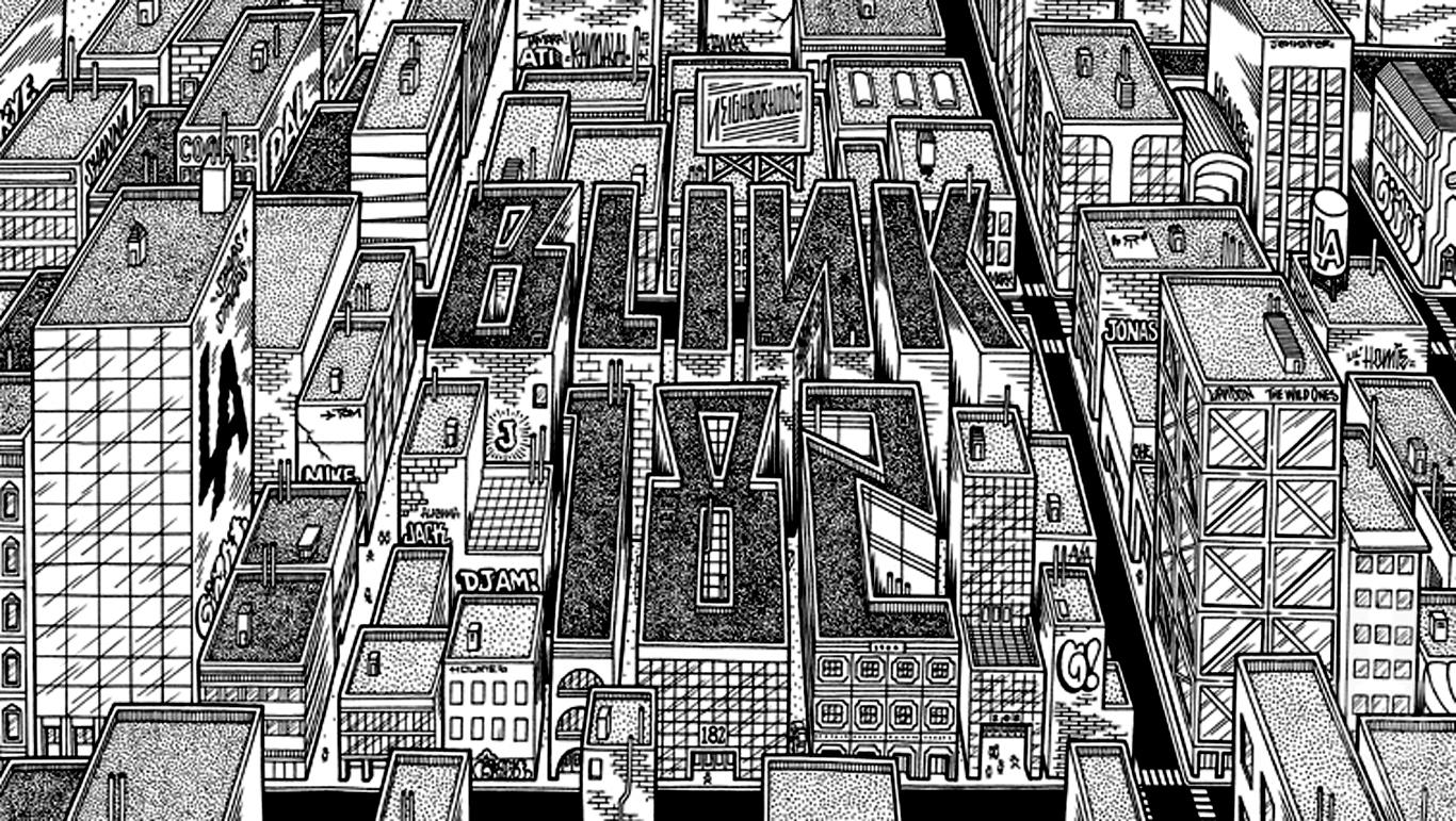 - Blink-182 : Neighborhoods s'annonce très bien ! 29c002o