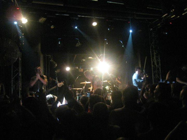 flèche d'or - [Concert] Yellowcard - 5 septembre 2011 - La Flèche D'Or 309000 10150787093925626 785715625 20697027 7566577 n
