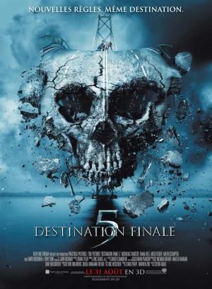 - [Critique] Destination Finale 5 (2011) destination finale 5 affiche fr