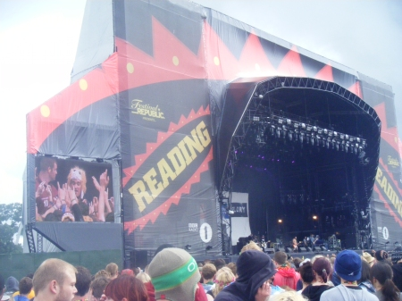 - [Concert] Reading Festival - vendredi 26 aout 2011