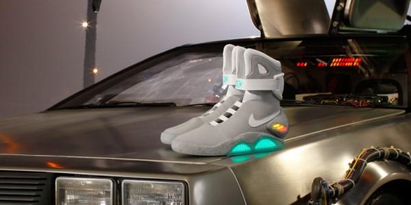 - Les chaussures de Marty McFly en vente par Nike ! shoe1