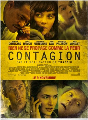 - [Critique] Contagion (2011)