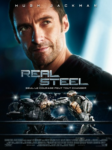- [Critique] Real Steel (2011) real steel affiche finale france