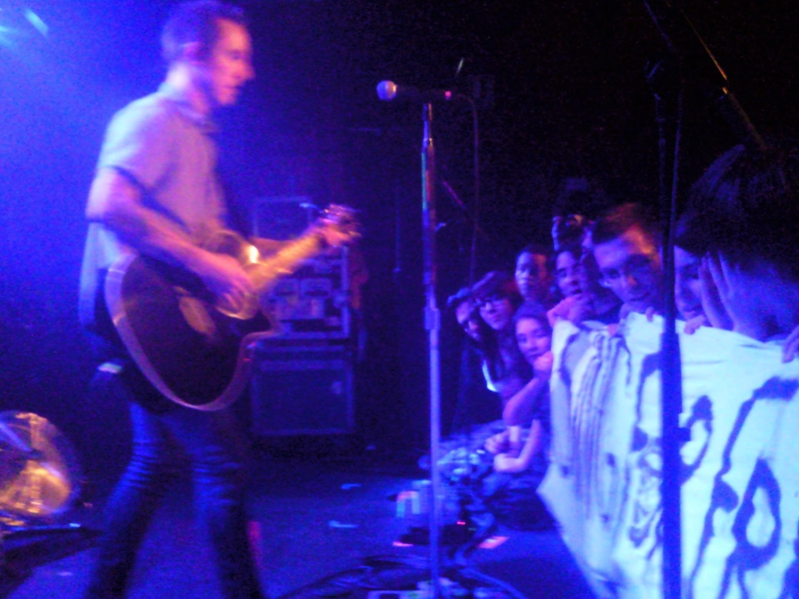la maroquinerie - [Concert] Yellowcard - La Maroquinerie - 14 décembre photo0189