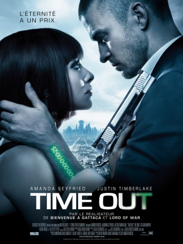 - [Critique] Time Out (2011) time out affiche time out