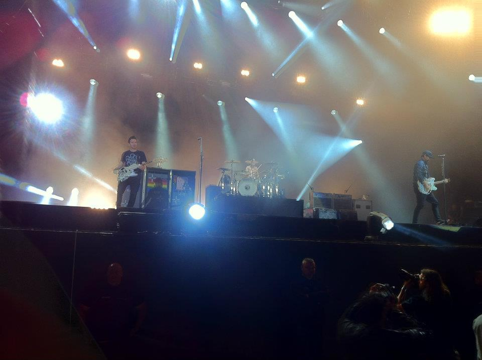 arras - [Concert] Blink-182 - Main Square Festival - 1er Juillet 2012 3625360 4278681245729 950515167 n